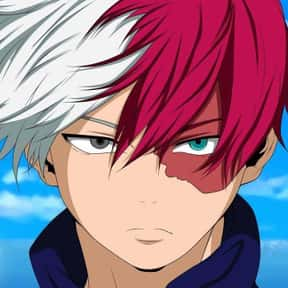 Shoto Todoroki is listed (or ranked) 8 on the list The Very Best Anime Characters