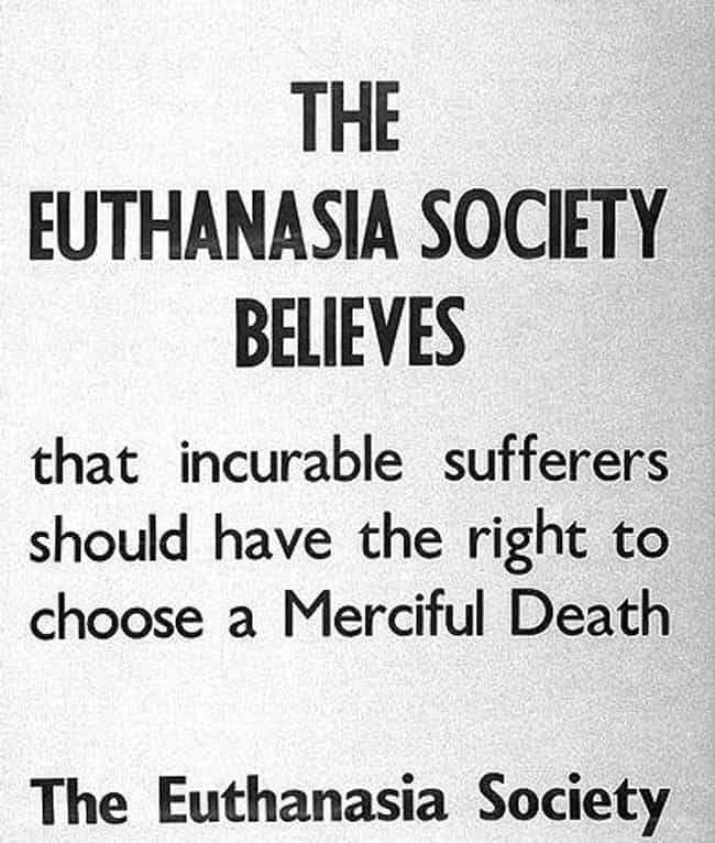 The Euthanasia Society Invente... is listed (or ranked) 2 on the list 'Death With Dignity' Has A Long And Storied History In The United States