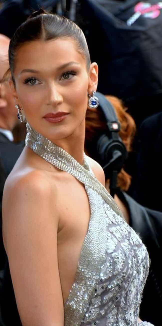 Bella Hadid Is A Supermodel, T... is listed (or ranked) 4 on the list Everything Known About The Hadid Family - Especially Bella And Gigi Hadid