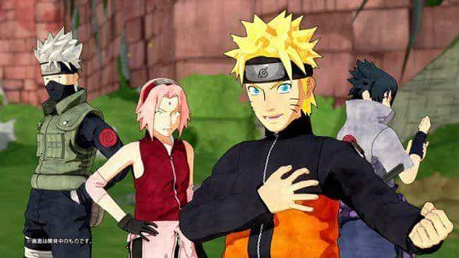 Four-Player Teams Means Eight-... is listed (or ranked) 2 on the list 14 Reasons Why You Should Be Playing Naruto to Boruto: Shinobi Striker