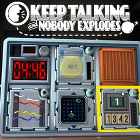 Keep Talking and Nobody Explod is listed (or ranked) 2 on the list The Best Xbox One Party Games