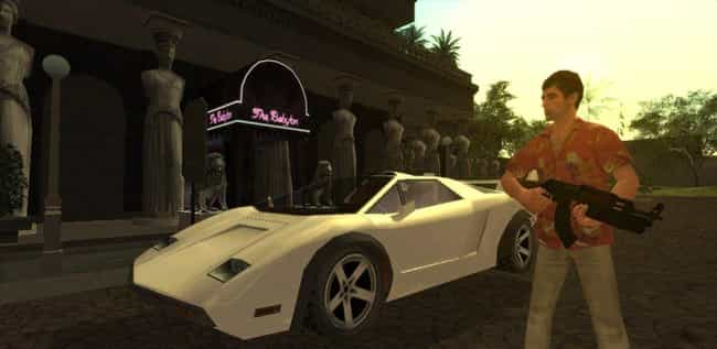Tony Montana - 'Scarface: ... is listed (or ranked) 2 on the list The Most Notorious Gangsters In Video Game History