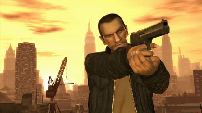 Niko Bellic - 'Grand Theft... is listed (or ranked) 3 on the list The Most Notorious Gangsters In Video Game History