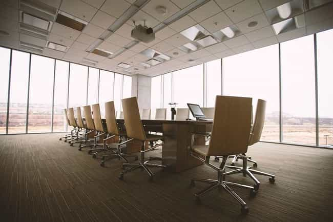 Cool Spots Turn Up All O... is listed (or ranked) 1 on the list How To Tell If Your Office Is Haunted