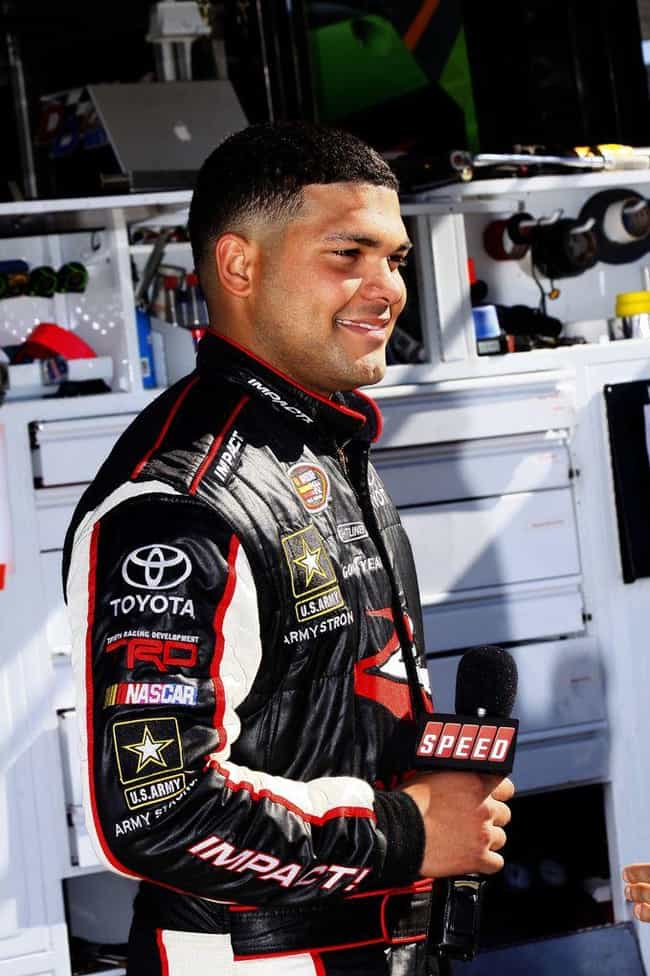 Darrell Wallace Jr is listed (or ranked) 2 on the list Every Black Driver in NASCAR History