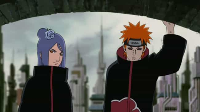 This Naruto Fan Theory Will Change How You See The Akatsuki Forever