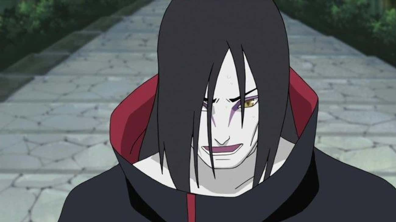 Orochimaru Wants To Use People As Experiment Fodder
