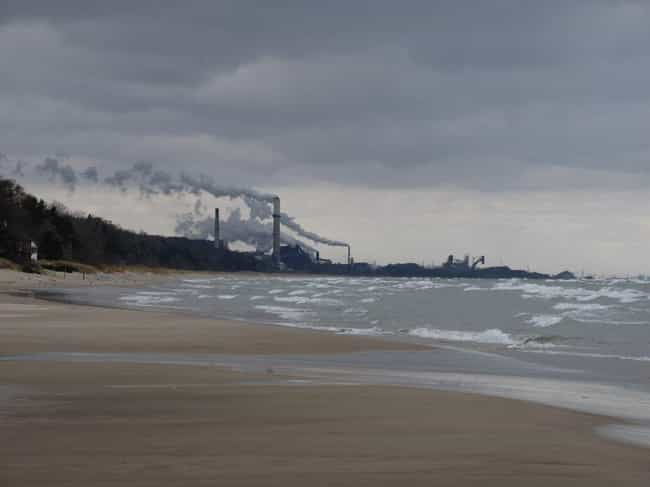 Chemical Spills Can Lower The ... is listed (or ranked) 3 on the list All The Reasons To Be Careful Going Swimming in Lake Michigan