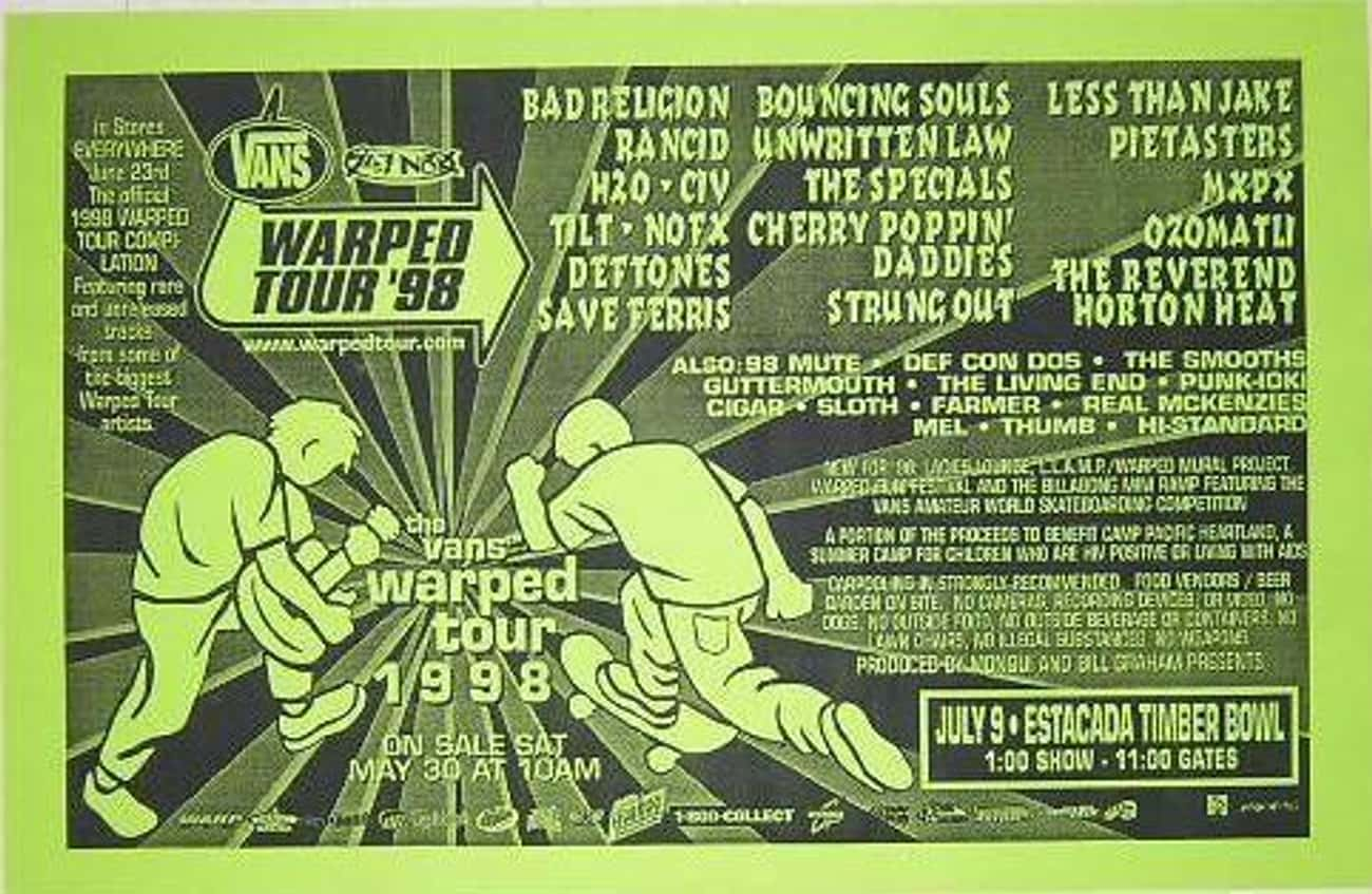 Warped Tour 1998