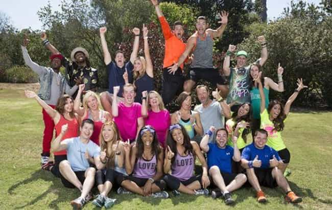 The Racers And Crew All ... is listed (or ranked) 3 on the list What It's Really Like To Compete On 'The Amazing Race'