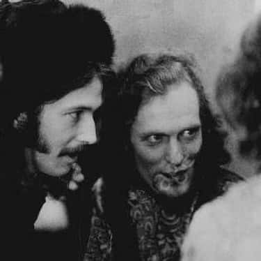 He Went To Africa To Get Off D is listed (or ranked) 1 on the list Insane Stories About The Unhinged Life Of Cream Drummer Ginger Baker
