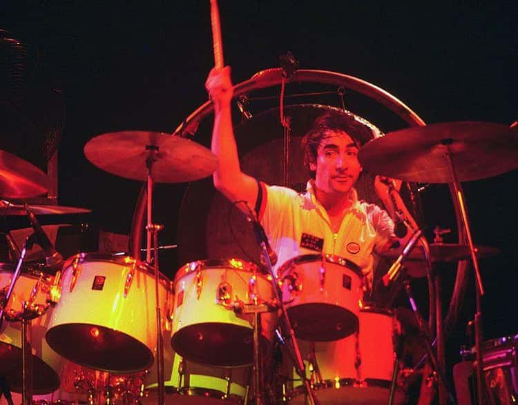 It Was The Last Album To Feature Keith Moon