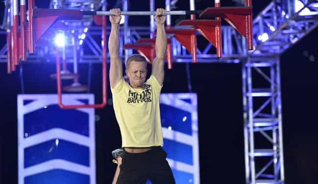 Some Contestants Compete Throu... is listed (or ranked) 3 on the list What It's Really Like To Compete On 'American Ninja Warrior'