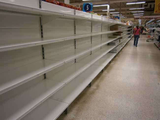 Basic Necessities Are Often No... is listed (or ranked) 3 on the list What It's Like Living In Venezuela As It Endures One Of The Largest Economic Disasters Ever