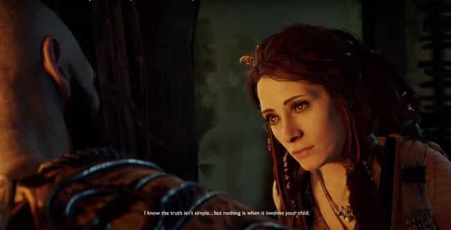 Freya Will Become A Valk... is listed (or ranked) 4 on the list 'God Of War' Fan Theories