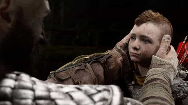 Atreus Will Be The One To Inst... is listed (or ranked) 4 on the list 'God Of War' Fan Theories