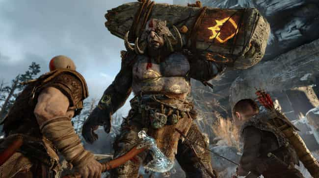 The Next Game Will Focus... is listed (or ranked) 3 on the list 'God Of War' Fan Theories