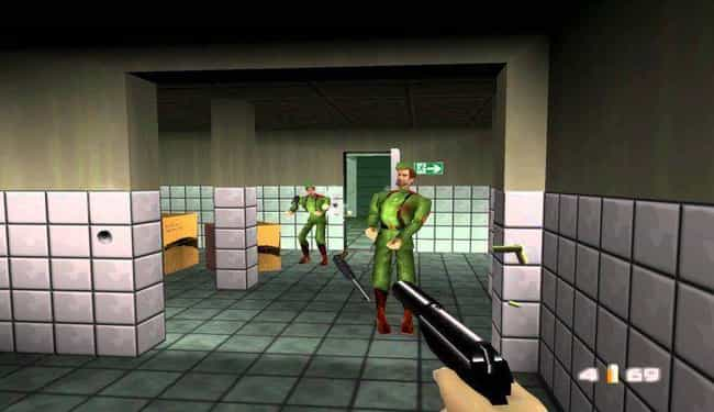 James Bond (Goldeneye 007) is listed (or ranked) 3 on the list The Deadliest Spies In Video Game History