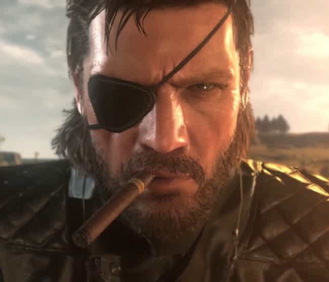 Big Boss (Metal Gear Solid V) is listed (or ranked) 2 on the list The Deadliest Spies In Video Game History