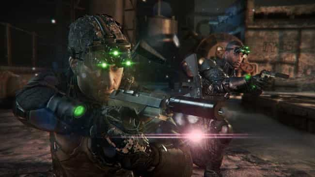 Sam Fisher (Splinter Cell) is listed (or ranked) 1 on the list The Deadliest Spies In Video Game History