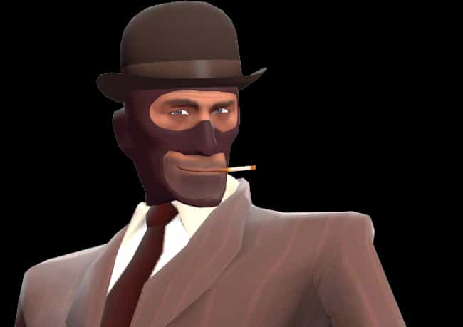 The Spy (Team Fortress 2) is listed (or ranked) 4 on the list The Deadliest Spies In Video Game History
