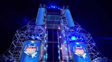 The Obstacle Courses Are Huge is listed (or ranked) 2 on the list What It's Really Like To Compete On 'American Ninja Warrior'