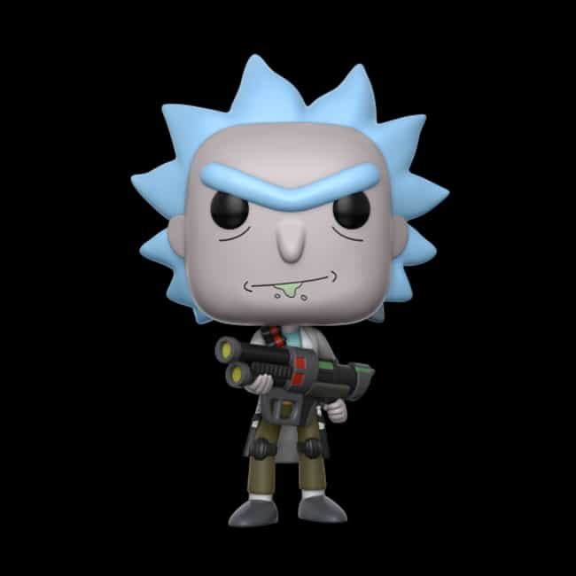 Pop Animation: Rick &... is listed (or ranked) 4 on the list The Best Rick and Morty Funko Pop! Collectibles
