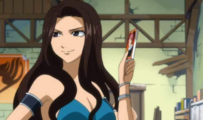 Cana Alberona is listed (or ranked) 3 on the list The 20 Best Female Characters In 'Fairy Tail'