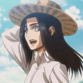 Frieda Reiss is listed (or ranked) 24 on the list The Best Attack on Titan Characters