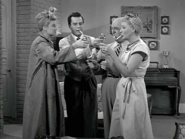 The Show Prominently Featured ... is listed (or ranked) 1 on the list The Surprisingly Dark Behind-the-Scenes Secrets of 'I Love Lucy'
