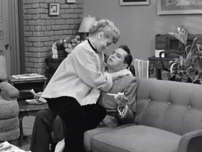 Lucille Ball's Pregnancy... is listed (or ranked) 4 on the list The Surprisingly Dark Behind-the-Scenes Secrets of 'I Love Lucy'