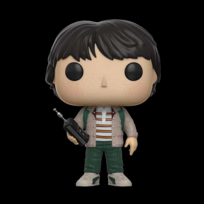 Pop Television: Stranger... is listed (or ranked) 4 on the list The Best Stranger Things Funko Pop! Collectibles