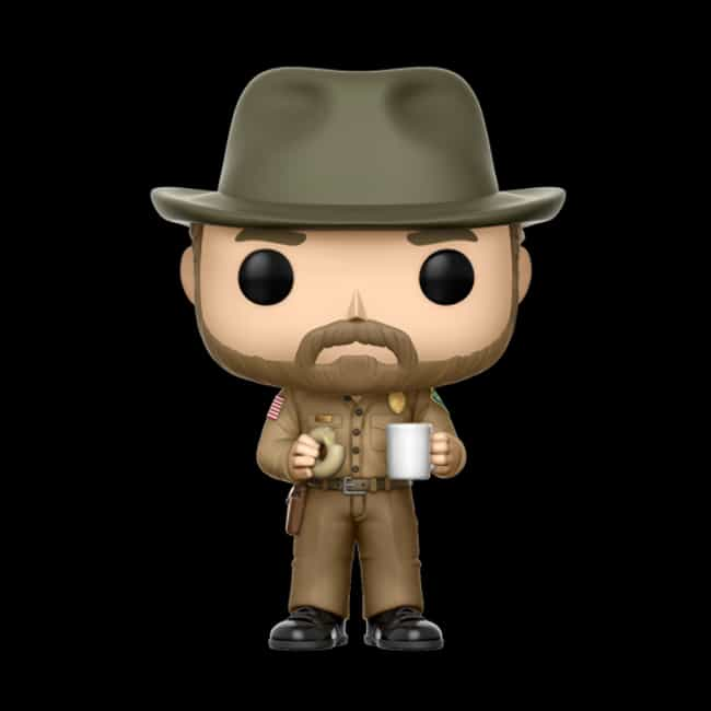 Pop Television: Stranger... is listed (or ranked) 2 on the list The Best Stranger Things Funko Pop! Collectibles