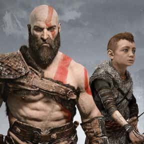 Kratos & Atreus is listed (or ranked) 10 on the list The 30+ Best Video Game Duos of All Time