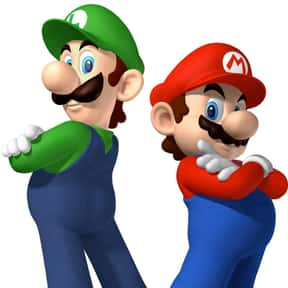 Mario & Luigi is listed (or ranked) 1 on the list The 30+ Best Video Game Duos of All Time