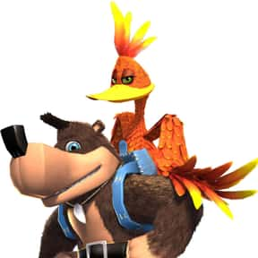 Banjo & Kazooie is listed (or ranked) 6 on the list The 30+ Best Video Game Duos of All Time