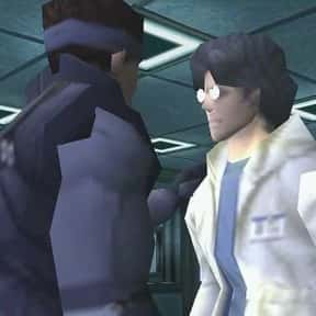 Snake & Otacon is listed (or ranked) 23 on the list The 30+ Best Video Game Duos of All Time