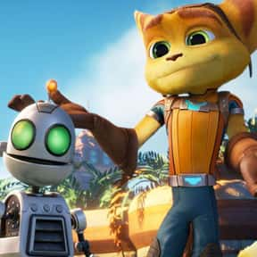 Rachet & Clank is listed (or ranked) 5 on the list The 30+ Best Video Game Duos of All Time