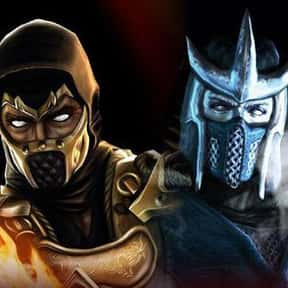 Scorpion & Sub Zero is listed (or ranked) 7 on the list The 30+ Best Video Game Duos of All Time