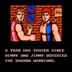 Billy & Jimmy is listed (or ranked) 22 on the list The 30+ Best Video Game Duos of All Time