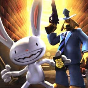 Sam & Max is listed (or ranked) 25 on the list The 30+ Best Video Game Duos of All Time