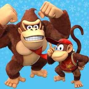 Donkey Kong & Diddy is listed (or ranked) 9 on the list The 30+ Best Video Game Duos of All Time