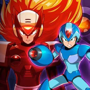 X & Zero is listed (or ranked) 14 on the list The 30+ Best Video Game Duos of All Time