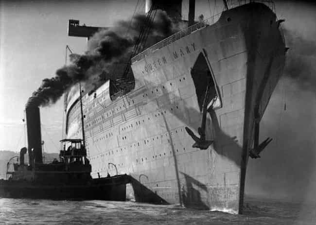 In 1941, The 'Queen Mary&#... is listed (or ranked) 3 on the list All The Historical Inaccuracies In Michael Bay's 'Pearl Harbor'