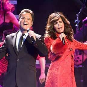 Donny & Marie Osmond is listed (or ranked) 4 on the list The 20+ Best Sibling Duos of All Time, Ranked