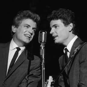 Don & Phil Everly is listed (or ranked) 18 on the list The 20+ Best Sibling Duos of All Time, Ranked