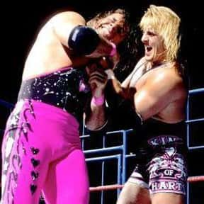 Bret & Owen Hart is listed (or ranked) 20 on the list The 20+ Best Sibling Duos of All Time, Ranked