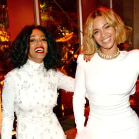 Beyoncé & Solange Knowles is listed (or ranked) 13 on the list The 20+ Best Sibling Duos of All Time, Ranked