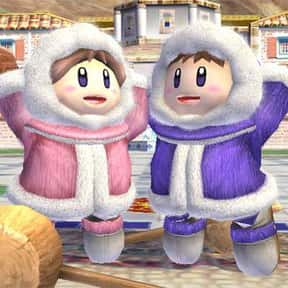 Nana & Popo is listed (or ranked) 17 on the list The 30+ Best Video Game Duos of All Time