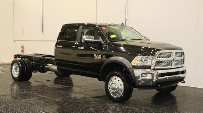 Dodge Ram 4500 is listed (or ranked) 3 on the list List of Popular Dodge Trucks